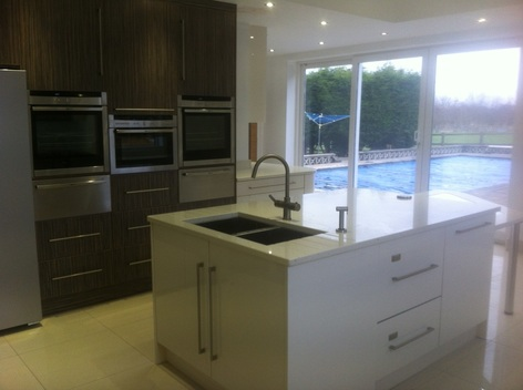 KITCHEN FITTERS BURNTWOOD STAFFORDSHIRE
