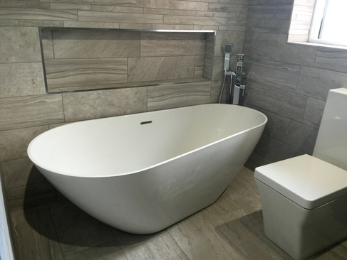 Professional kitchen & Bathroom design and supply for your home in Staffordshire