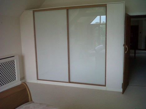 BEDROOM FITTERS BURNTWOOD STAFFORDSHIRE